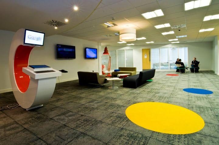 Les plus beaux bureaux de google à travers le monde bureau de