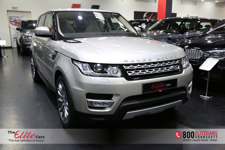 Range Rover Sport Hse 2015 Range Rover Sport