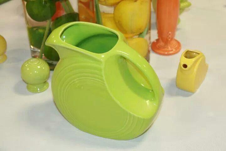 Citrus fiestaware