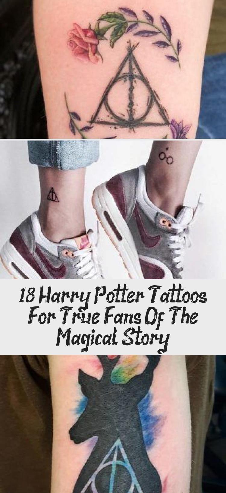 Photo of 18 tatouages Harry Potter pour les vrais fans de l'histoire magique – TATOUAGE