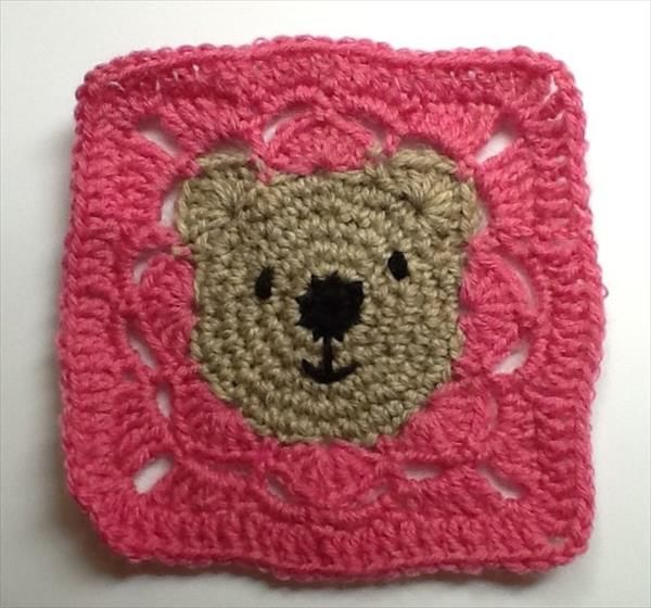 10 Free Crochet Granny Square Patterns | Häkeln, Quadrate und Square
