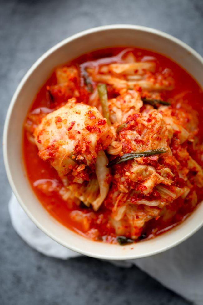 homemade kimchi | recipe | korean food | bijgerechten, groenten, lekker
