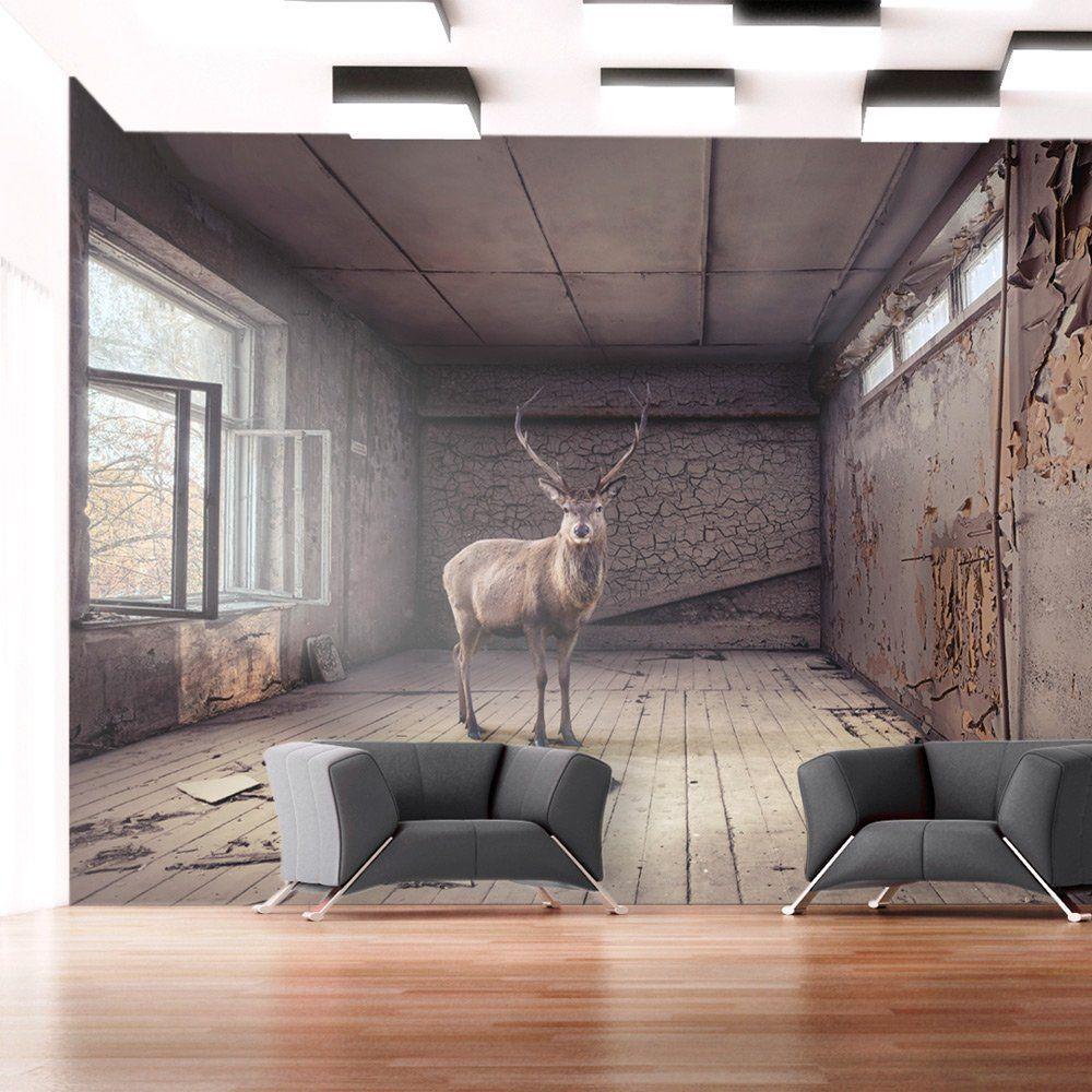 Vlies tapete fototapete wandbilder xxl 450x280 cm tiere for Wandbilder xxl schlafzimmer