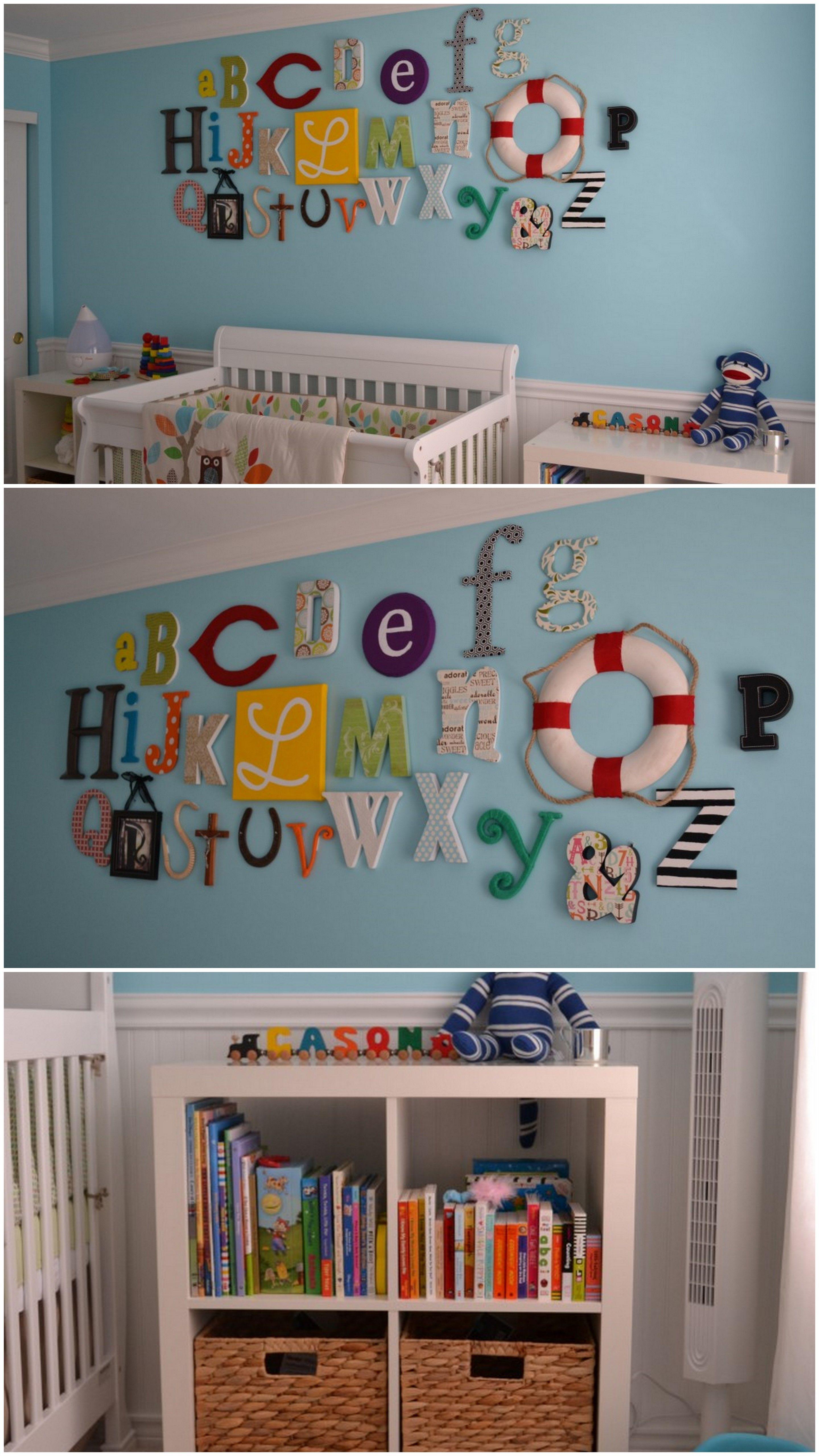 Colorful, Gender Neutral Nursery