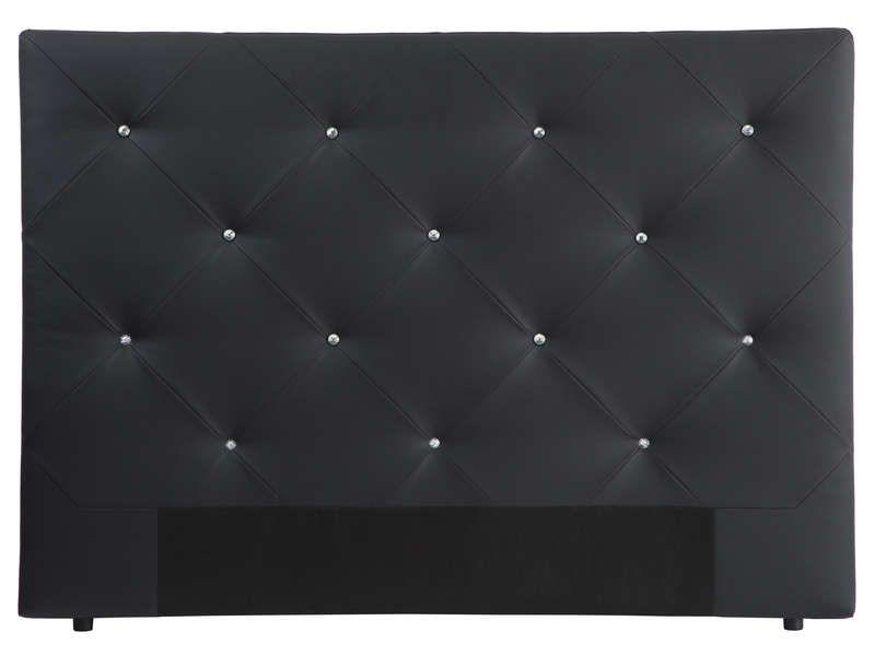 Conforama Tête De Lit Diamond 2 Coloris Noir 139 99 Tête