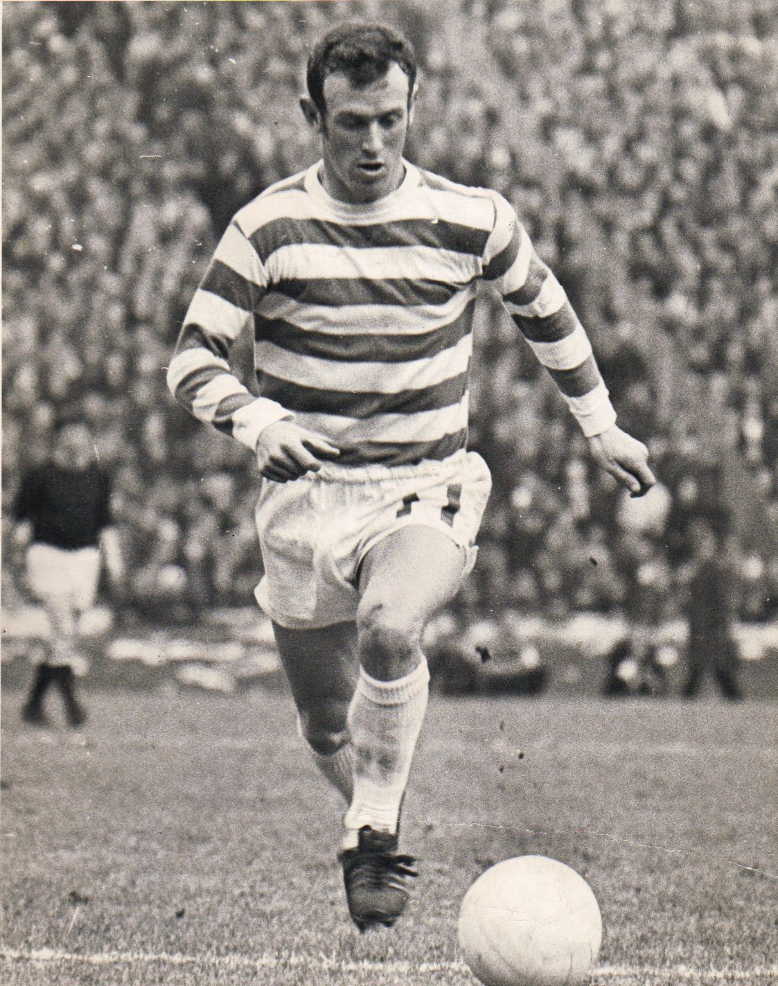 The Bhoy in the Picture – Bobby Lennox | The Celtic Underground