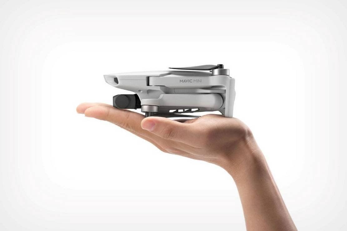 DJI Mavic Mini powerful palmsized drone Mavic, Mini
