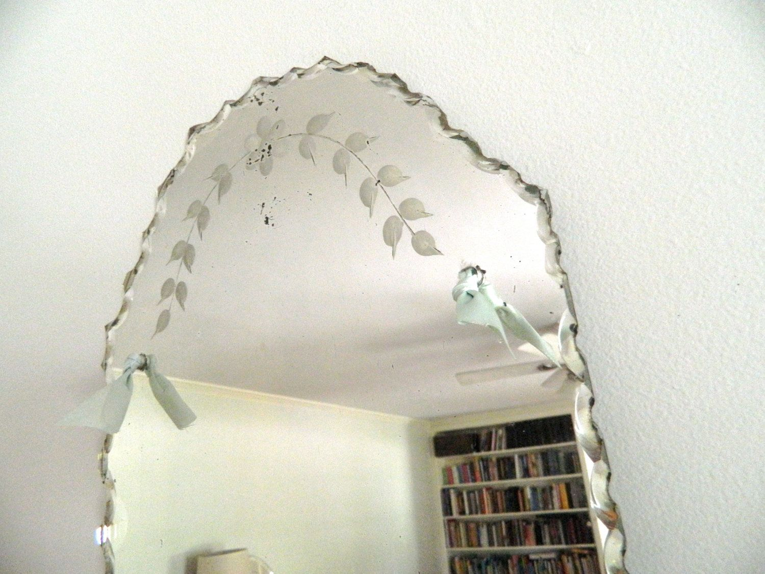 frameless etched mirrors - Google Search | Bathroom | Pinterest ...