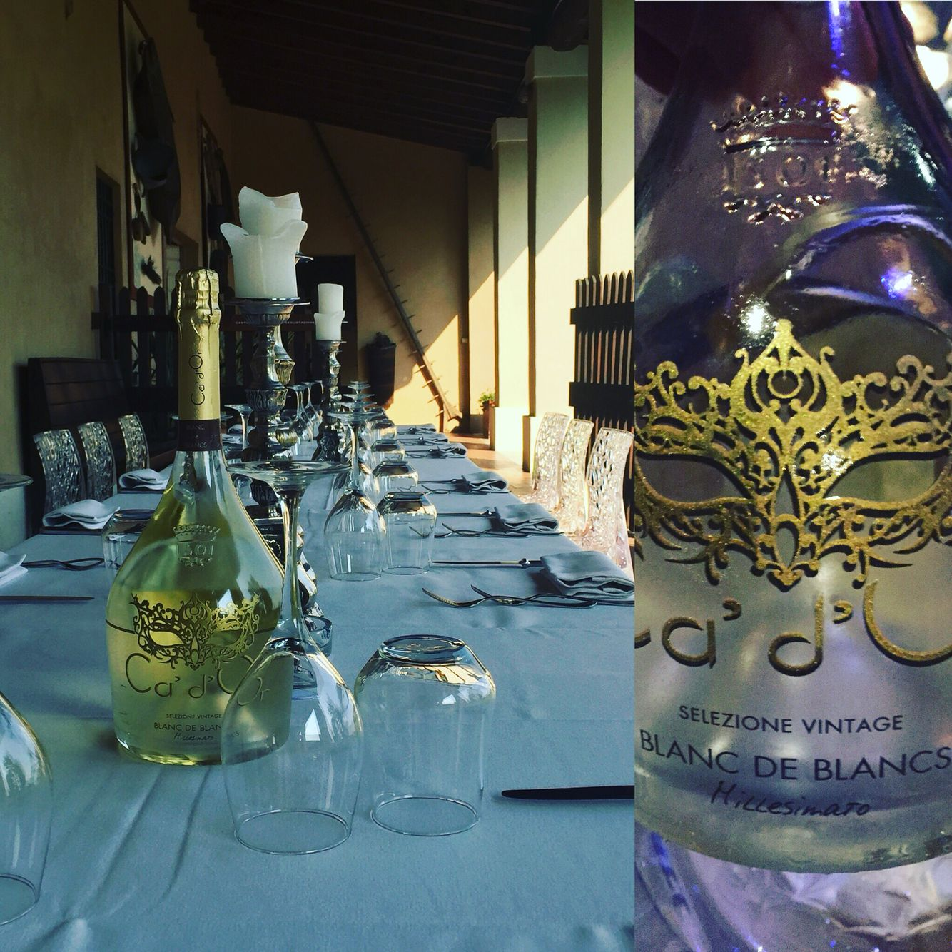 Franciacorta by Ca'd'Or perfect elegance