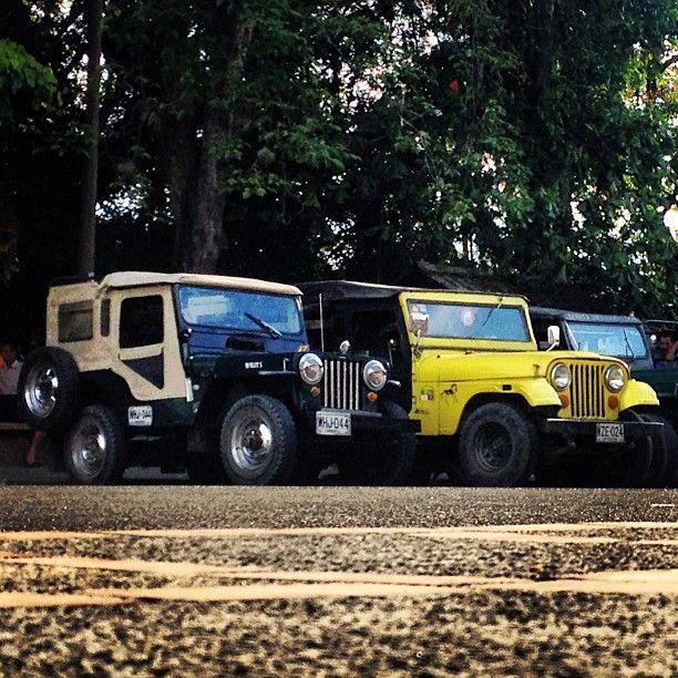 La Tebaida Quindio El Eden Tropical Del Departamento Jeep Willys