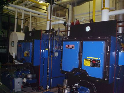 Hurst Boiler offers a wide variety of powerful boilers. They produce ...
