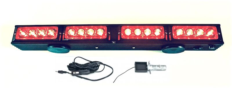 Wireless Led Light Bar With Super Bright Stop Tail And Turn