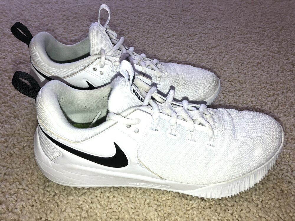 baf972ea3c889 Nike Zoom HyperAce 2 Women s Volleyball Shoes White Black AA0286-100 Size 9   fashion  clothing  shoes  accessories  womensshoes  athleticshoes (ebay  link)