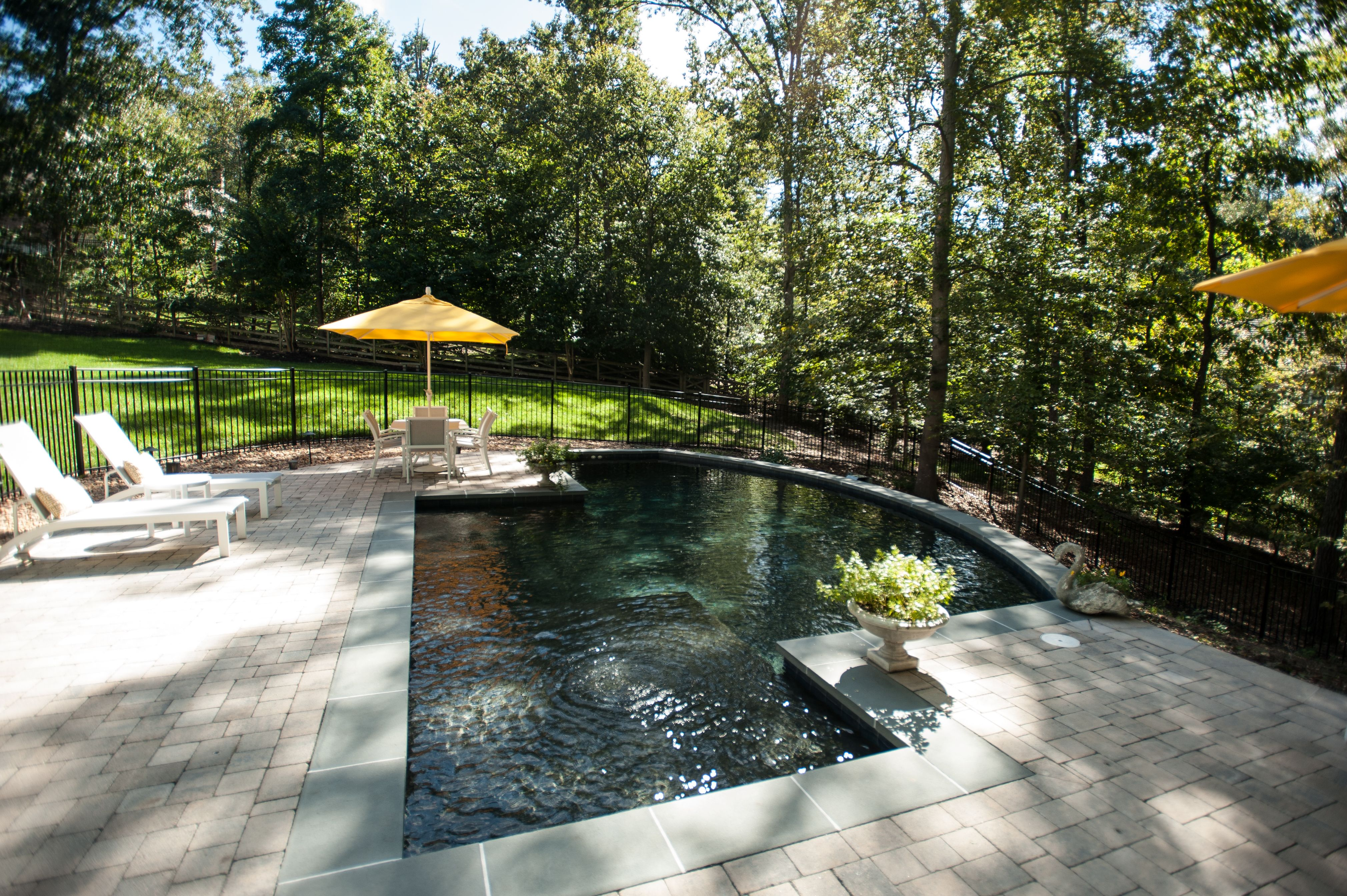Create your own backyard oasis with Eagle Bay pavers- just ...