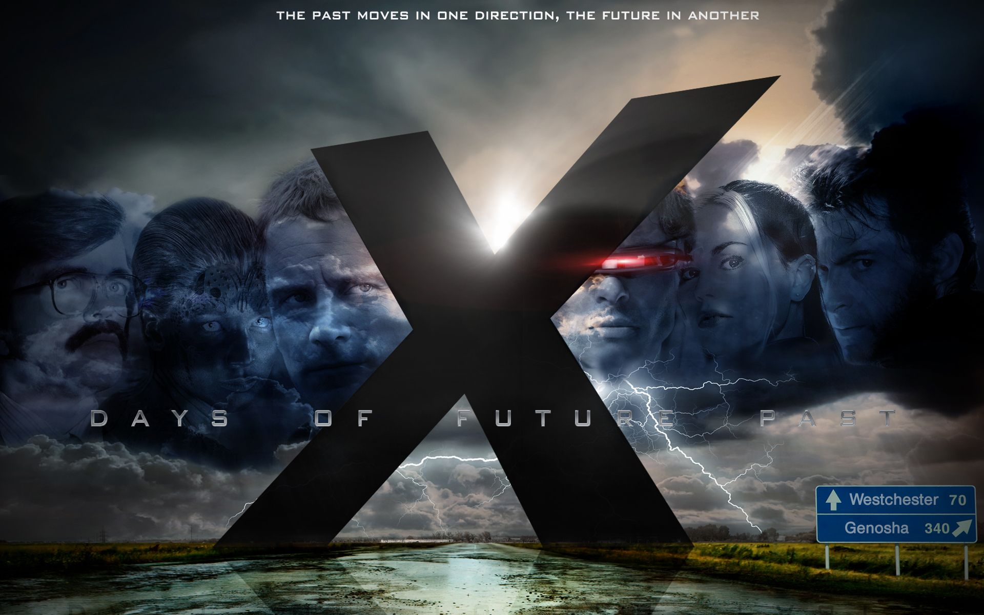 X Men Days Of Future Past Wallpapers 2
