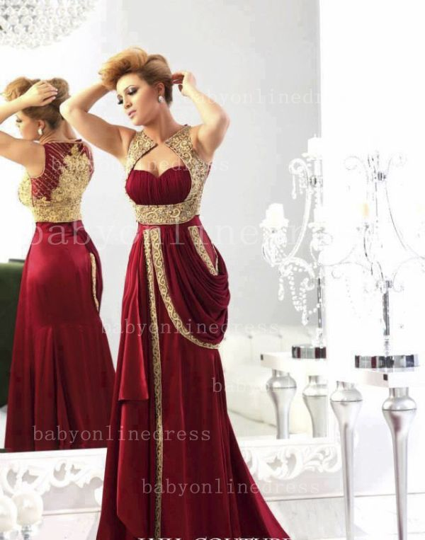 Cheap Wholesale Arabic Sexy Chiffon Evening Dresses 2015 ...