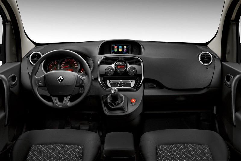 Interior 2014 Renault Trafic | Interior Of Cars | Pinterest