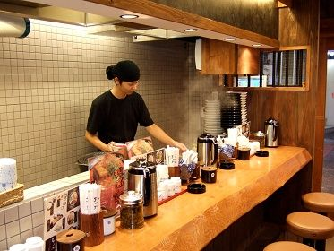 Inside Ramen Shop Kitchen Google Search Ramen Shop Ramen