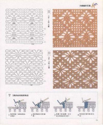 Crochet Spider Web Pattern Petals To Picots Crochet Pinterest