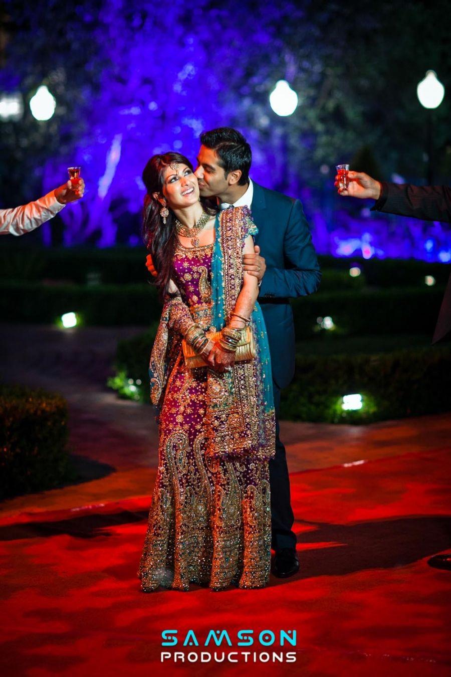 South asian wedding dresses  nice lengha  South Asian weddings   Pinterest  Wedding South