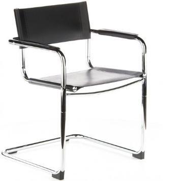 Konferenzstuhl freischwinger  Konferenzstuhl / Freischwinger / Stuhl CUATRO (2erPack/2 Stühle ...