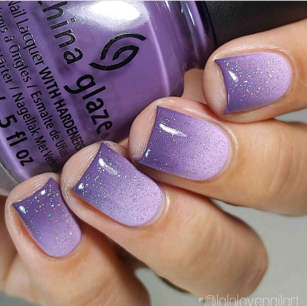 Nail Polish Arti Indonesia: Purple Nail Designs, Purple Nails, Purple