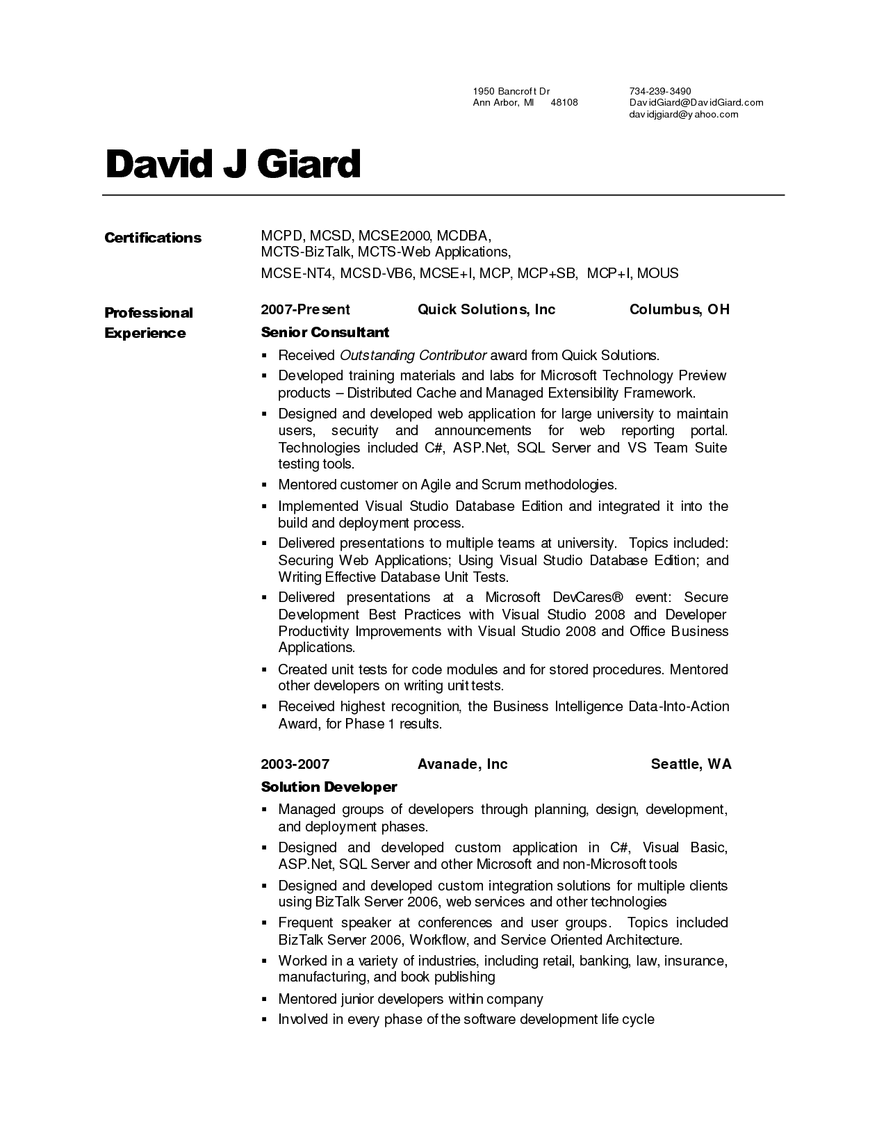Resume Writing Examples Resume Writers Seattle Wa Kalushvideocomwriting A Resume Cover