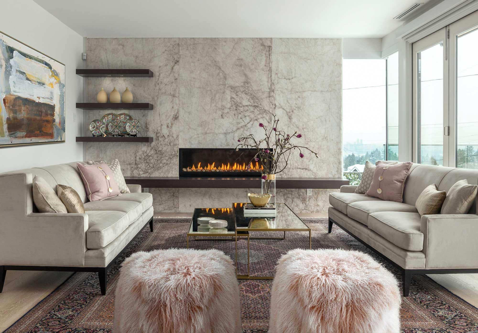 . Get the Look  A Timeless  Modern Living Room   Western Living