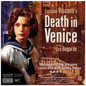 Visconti. Muerte en Venecia
