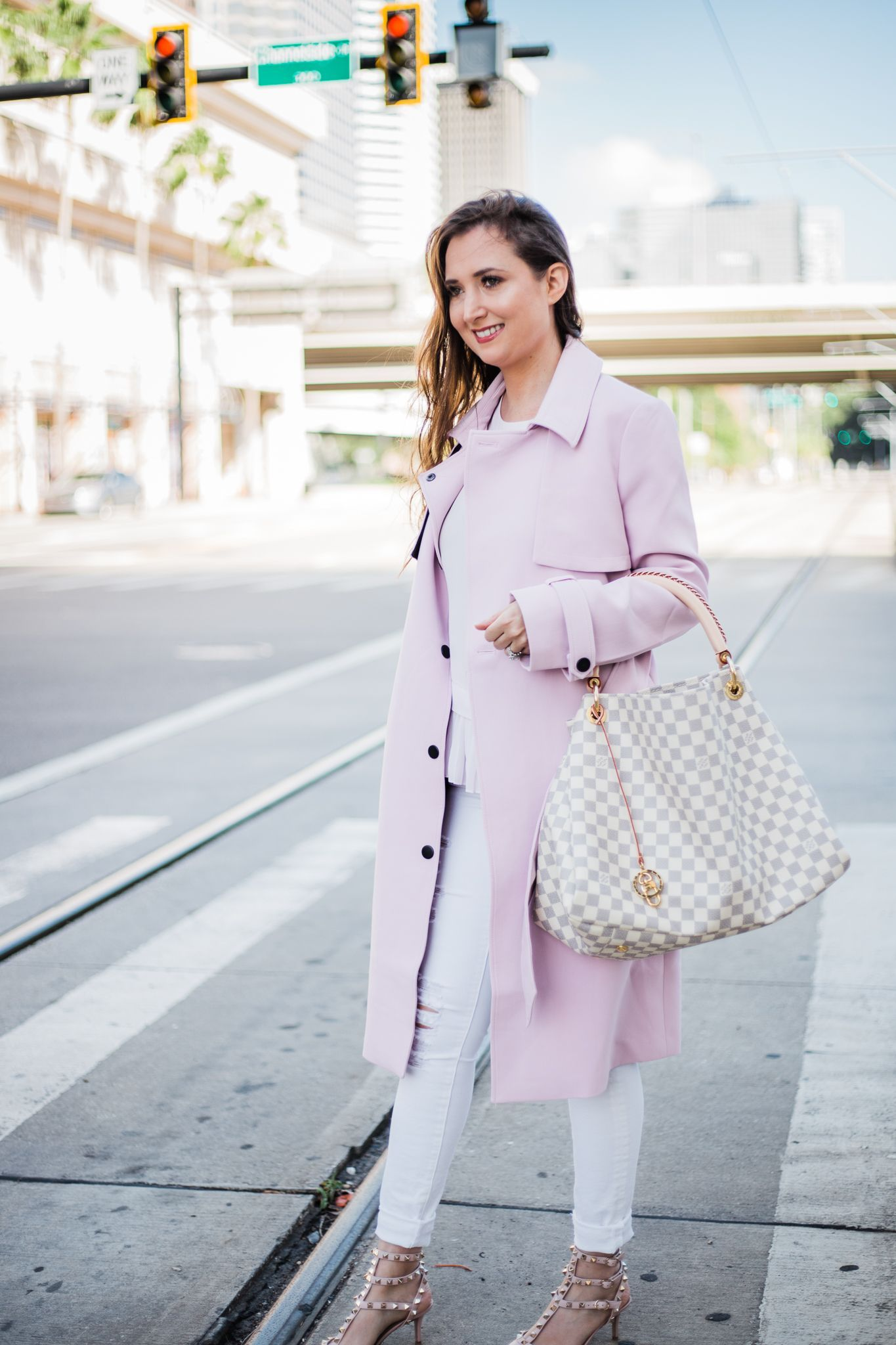 6f5737d26ca How to wear pastels in fall and winter