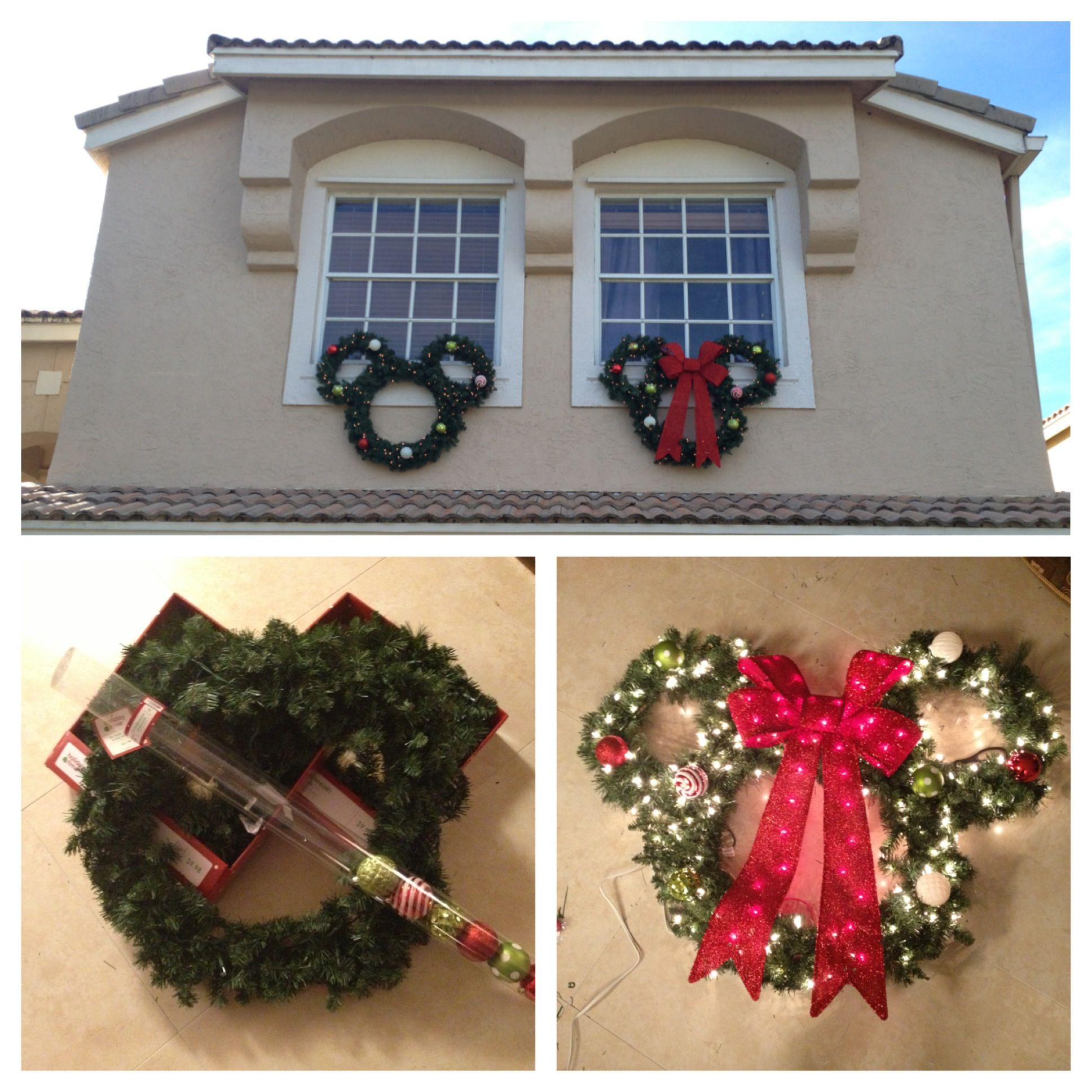 Disney christmas decorations for home - Christmas Decor