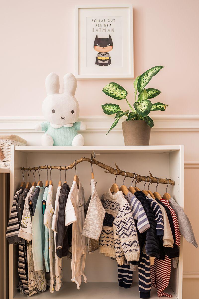 Babyzimmer In Grau Weiß Und Blau Kinder Zimmer Kinderzimmer Schrank Zimmer