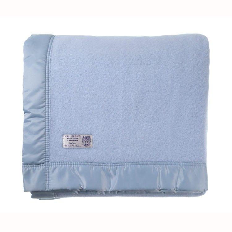 Duchess merino wool blankets john atkinson brand