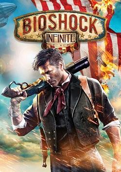 Official Cover Art For Bioshock Infinite Bioshock Infinite Wikipedia Bioshock Infinite Bioshock Infinite Game