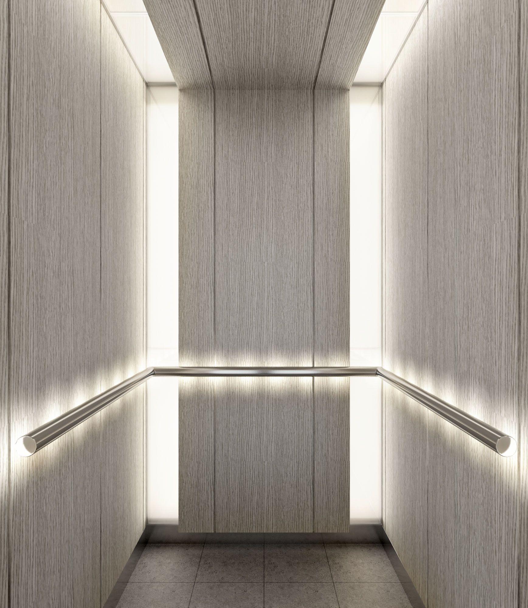 Elevator Lobby And Interior Cab Interior Design Ideas Vida Moderninteriordesignideas Elevator Lobby Elevator