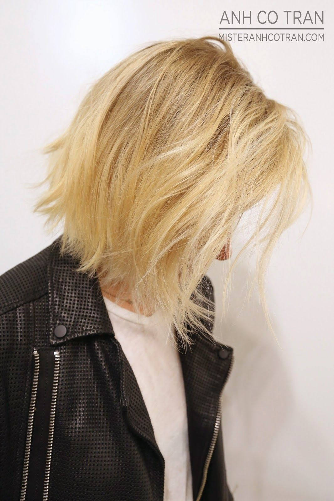 FROM CLASSIC TO TRÉS CHIC. Cut/Style: Anh Co Tran. Appointment inquiries please call Ramirez|Tran Salon in Beverly Hills: 310.724.8167