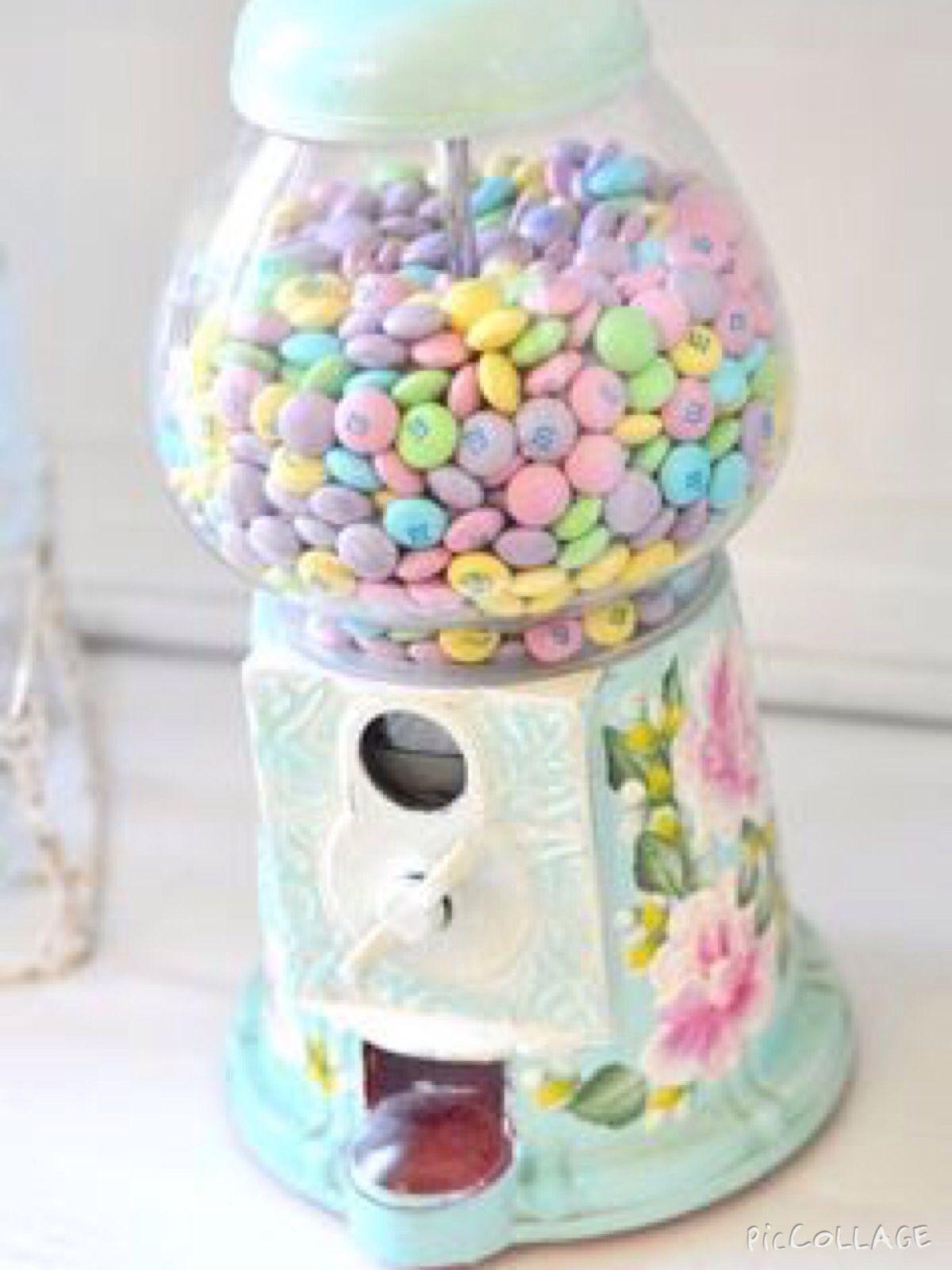 Very Cute Bright Pastel Gum Ball