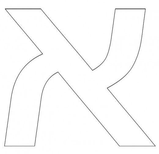 HEBREW LETTERS Learn hebrew, Chart and Tutorials - copy coloring pages of the letter m