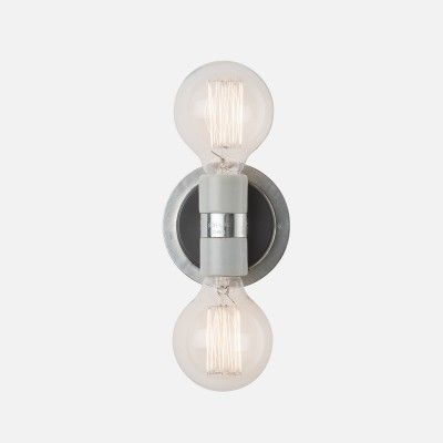 U 2 Sconce Sconces Wall Sconces Lighting