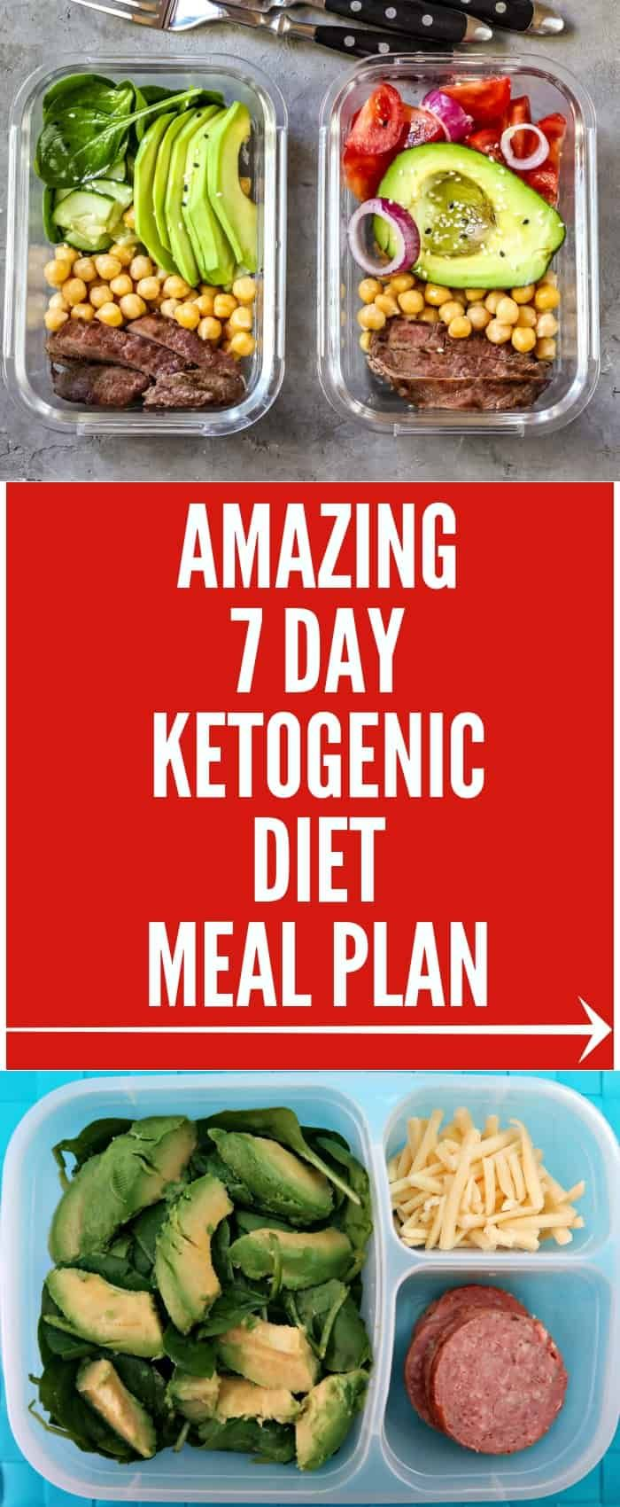 7 Day Keto Diet Plan