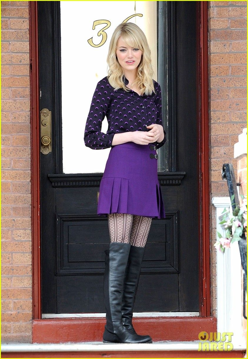 ec31a275f711 Emma Stone   Shailene Woodley  Mary-Jane   Gwen Meet!