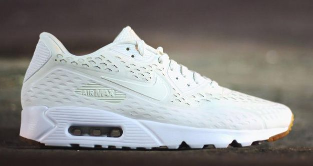 huge selection of c4fae 41a50 ... nike air max 90 ultra br white gum am90 25th anniversary celebration