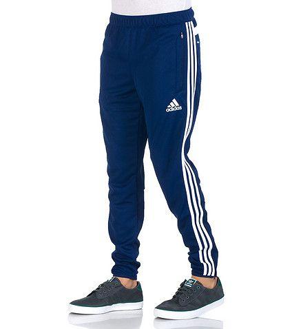 adidas pants blue