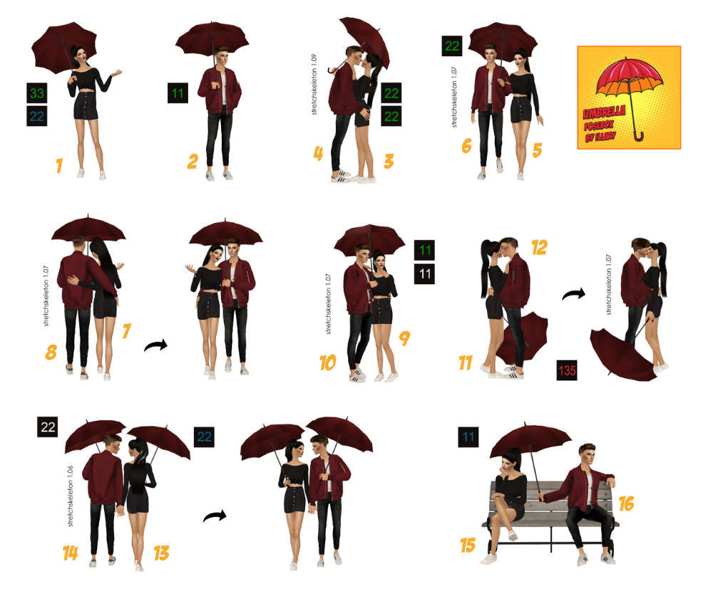 How To Get An Umbrella In The Sims 4