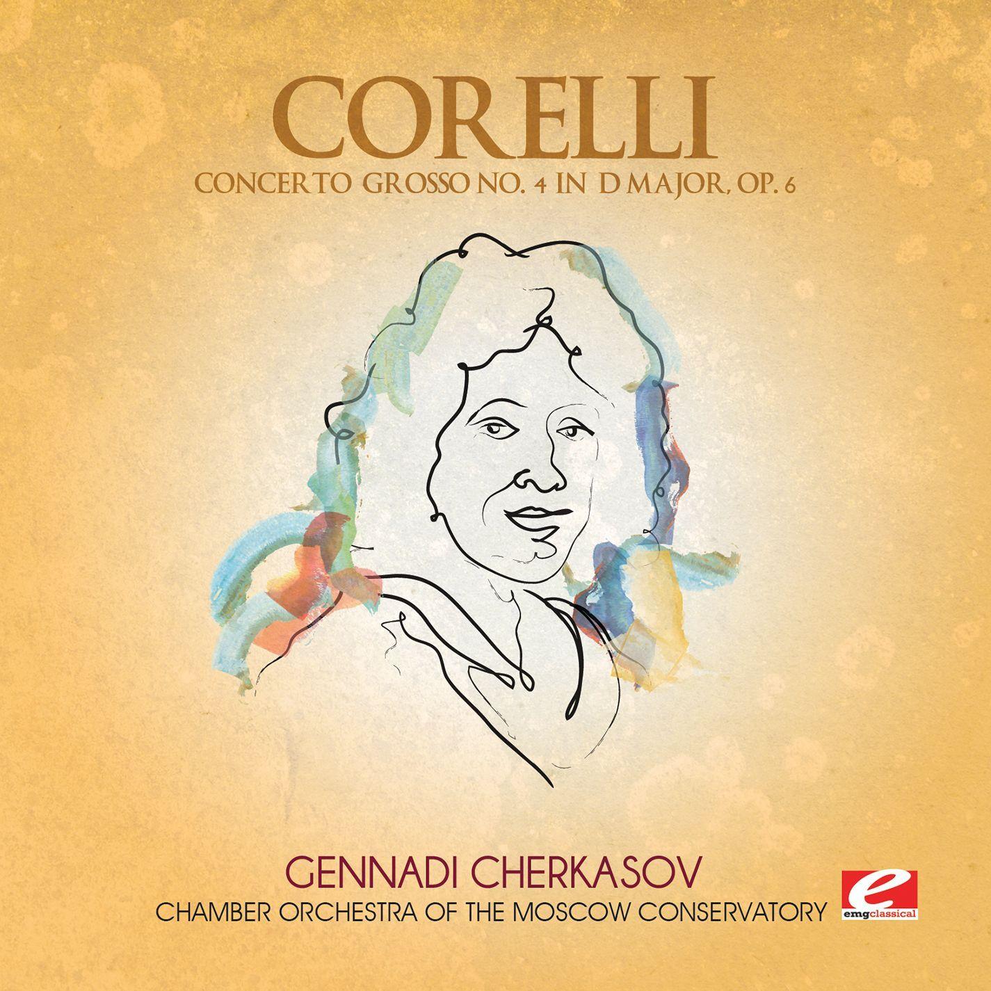 A. Corelli - Concerto Grosso 4 D Major