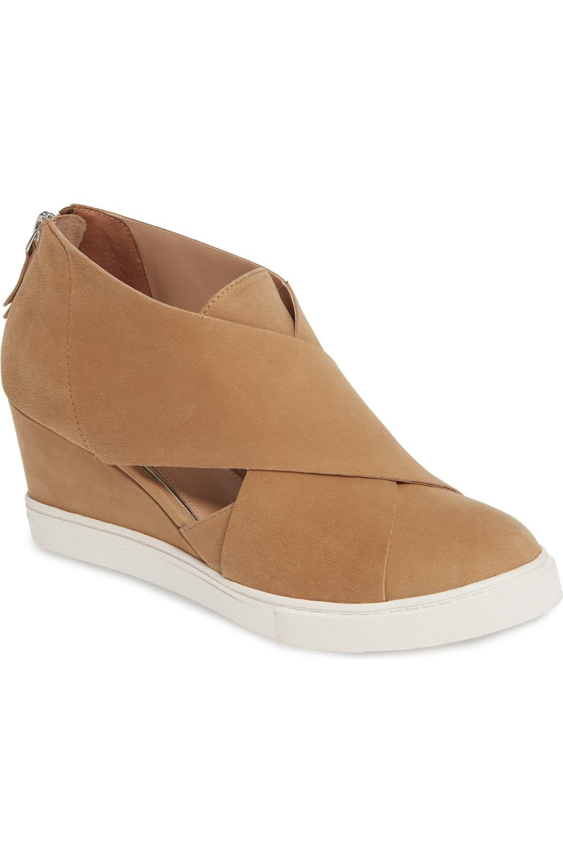 Linea Paolo Faith Wedge Sneaker (Women