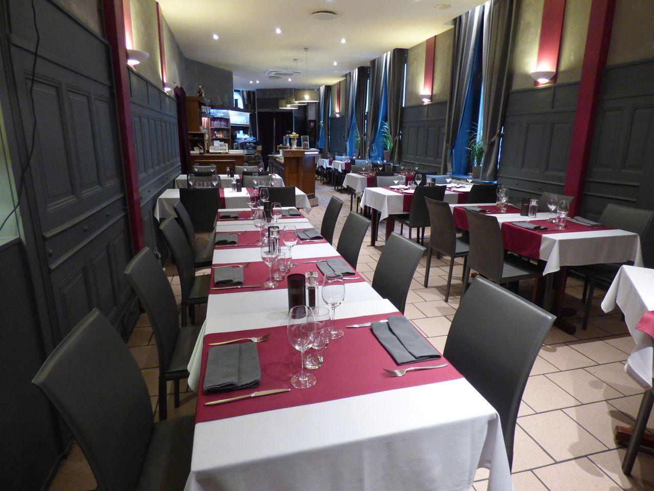 Restaurant Les Toques Du Coin Strasbourg 67 Mobilier Cuisine