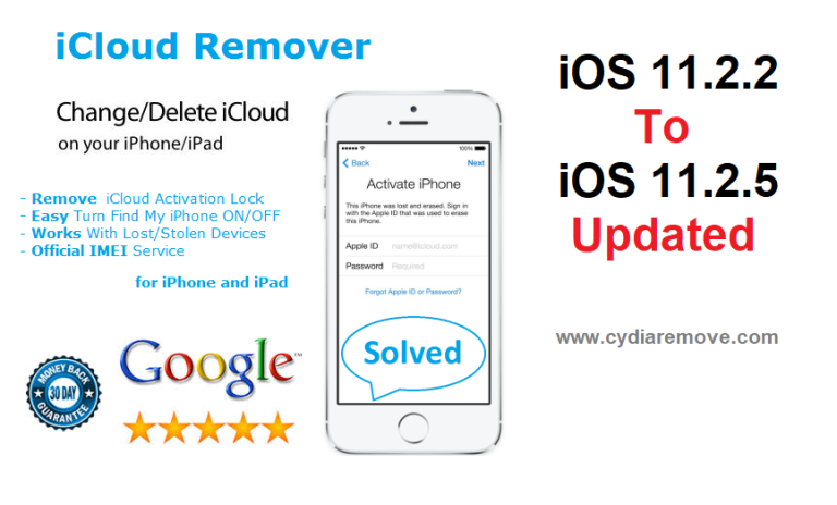 Remove iCloud Activation Lock Tool Download | Ios 11 in 2019