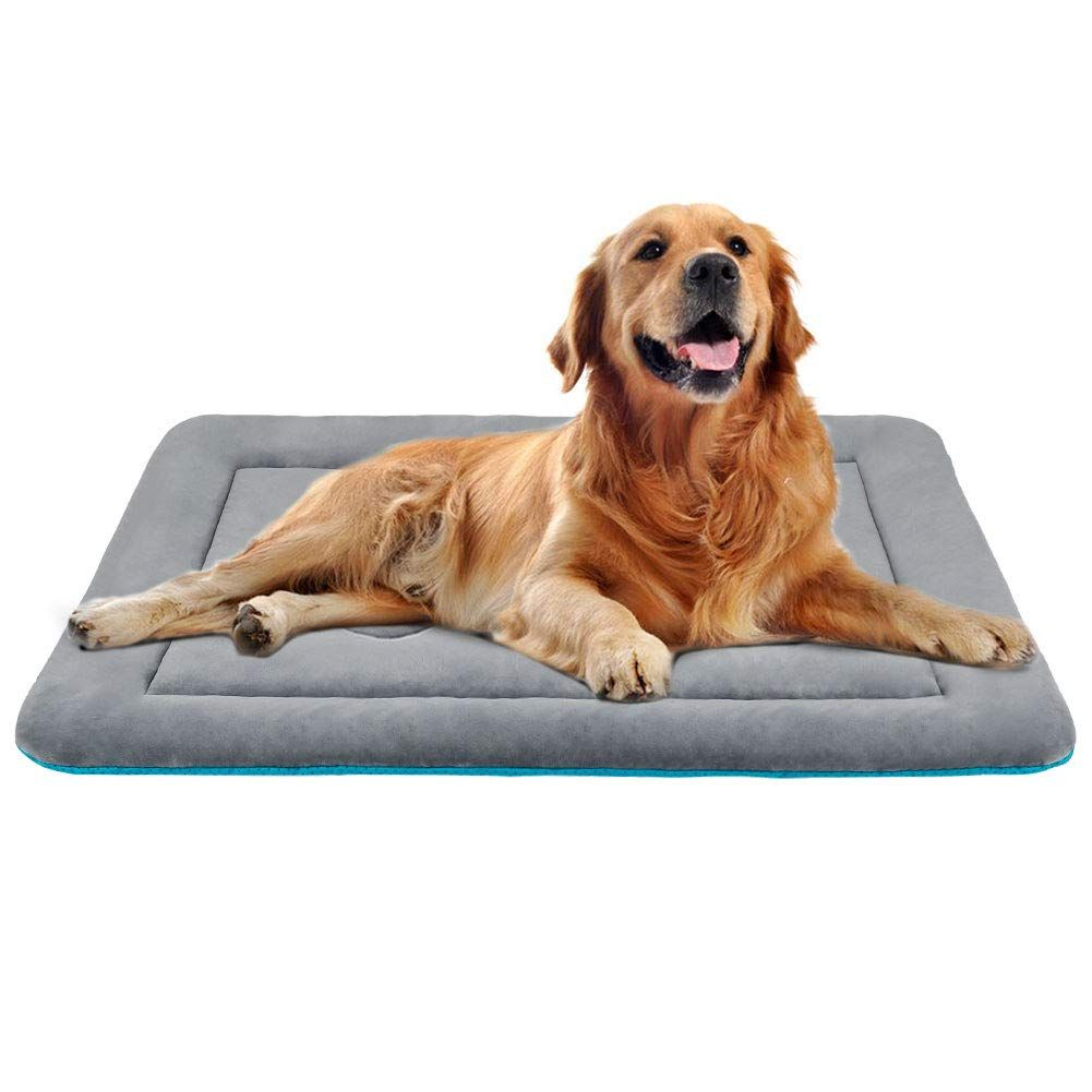 Joicyco Dog Bed Crate Pad Mat 27 5 36 42 47 In Anti Slip 100