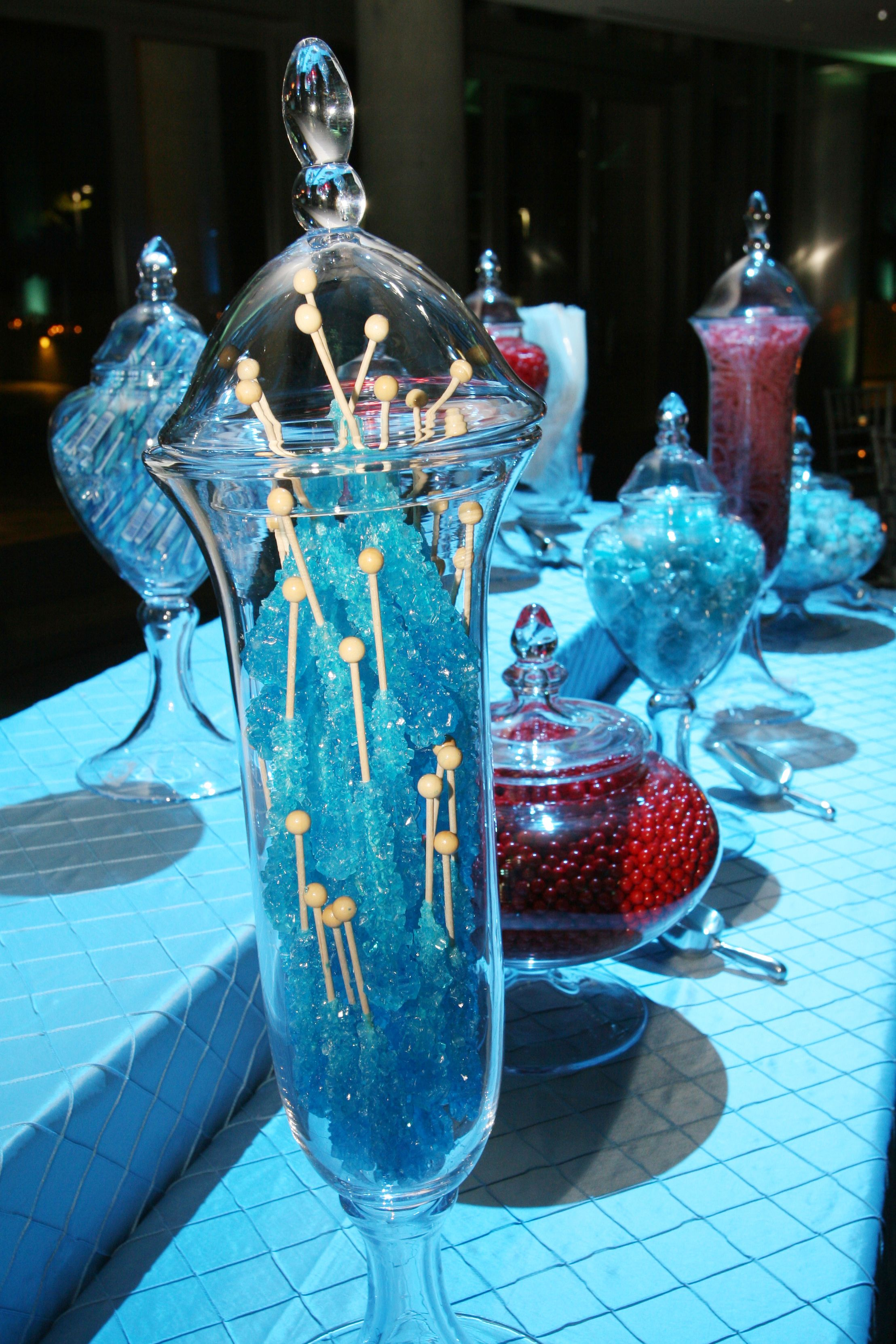 Fire and Ice theme candy bar, Früzen Ice can customize this for ...